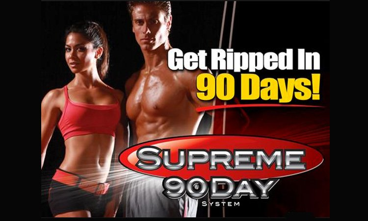 The Supreme 90 Day Review Workout Program