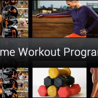 Home Workout Programs – Getting Into Shape Is As Easy As Reading The Following Advice