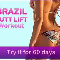 Brazil Butt Lift Workout