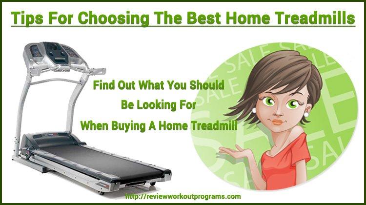 the best home treadmills