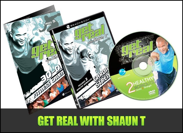 Get Real With Shaun T