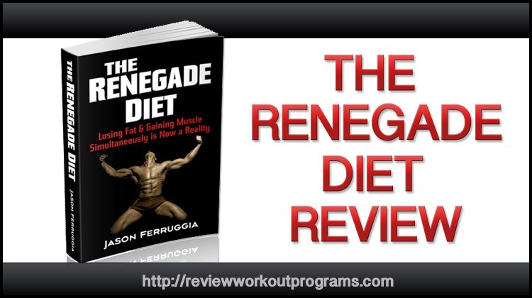 The Renegade Diet Review