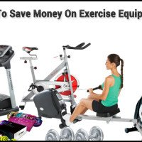 How to save money on exercise equipment
