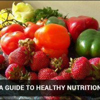 A Guide to Healthy Nutrition